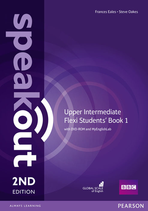 Фото - Speakout Upper Intermediate Flexi Students' Book 1 with MyEnglishLab Pack speakout starter student s book with dvd myenglishlab 2ed