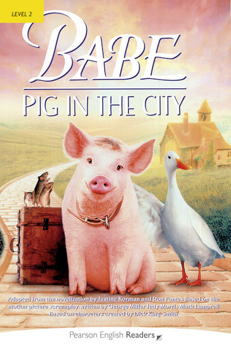Babe - Pig in the City Book and CD Pack maisy goes to the city