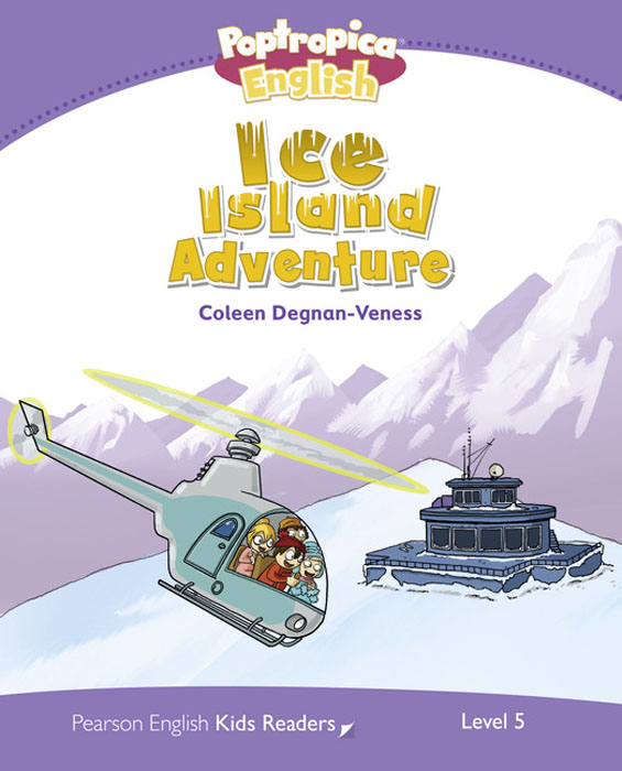 Level 5: Poptropica English Ice Island Adventure cedric and the magic ice castle