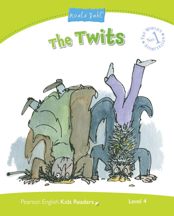 The Twits: Level 4 speaking activities