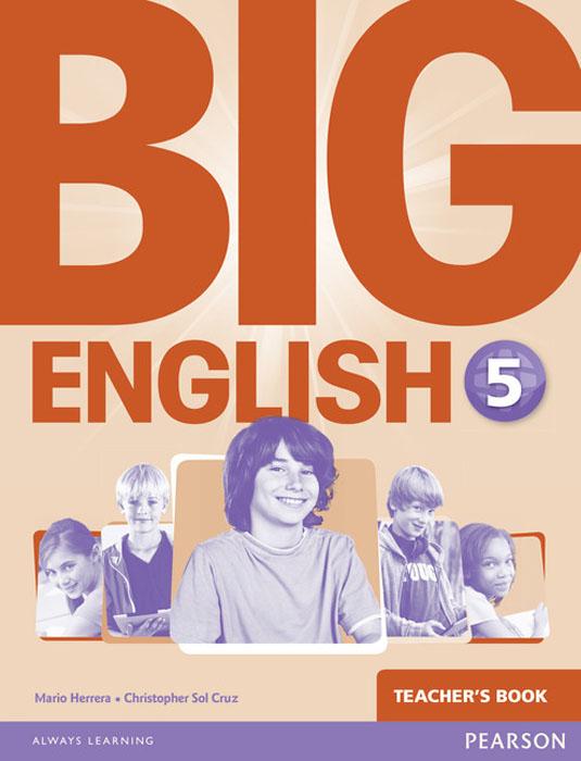 Big English Teacher's Book: 5 hocking liz wren wendy bowen mary english world 7 pupils book