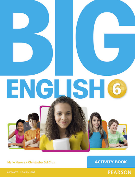 Big English 6: Activity Book