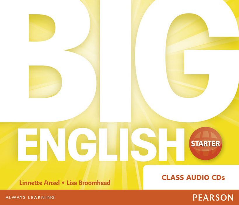 Big English Starter Class CD welcome starter a class cd для занятий в классе cd
