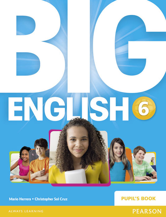 Big English 6: Pupil's Book