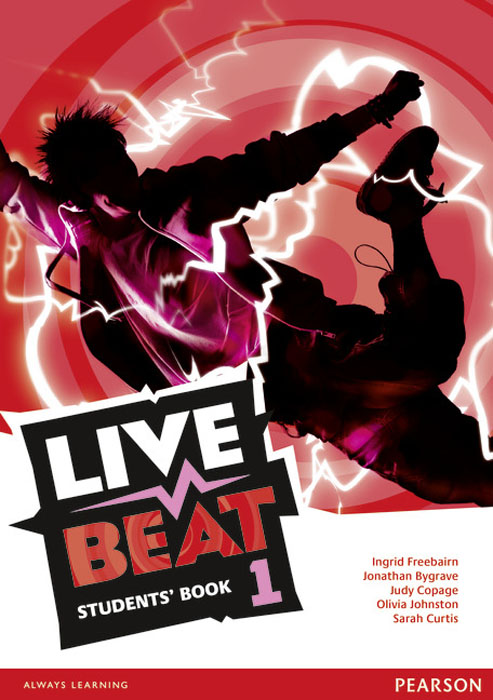 Live Beat 1 Students' Book today students book 2