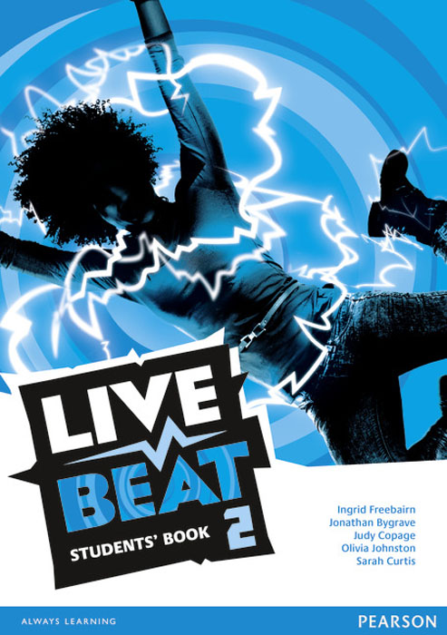 Live Beat 2 Students' Book take that take that progress live 2 cd