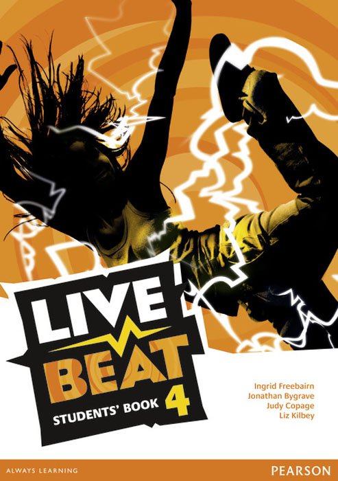 Live Beat 4 Students' Book live beat 4 teacher s book