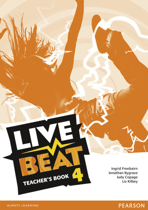 Live Beat 4 Teacher's Book messages 4 student s book