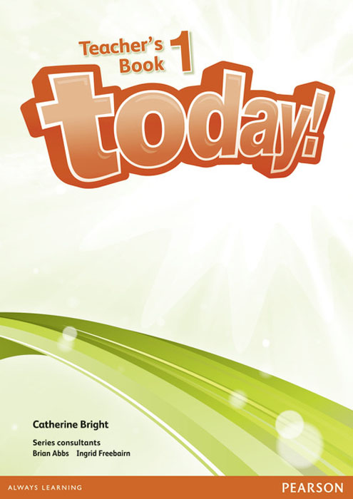 Today! 1 Teachers' Book and etext (Cd-Rom) english learning and teaching in taiwan