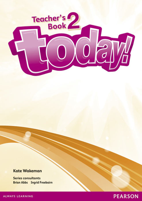 Today! 2 Teachers' Book and etext (Cd-Rom) today students book 2