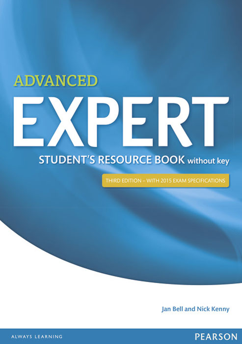 Expert Advanced Student's Resource Book Without Key expert ielts 7 5 students resource book without key