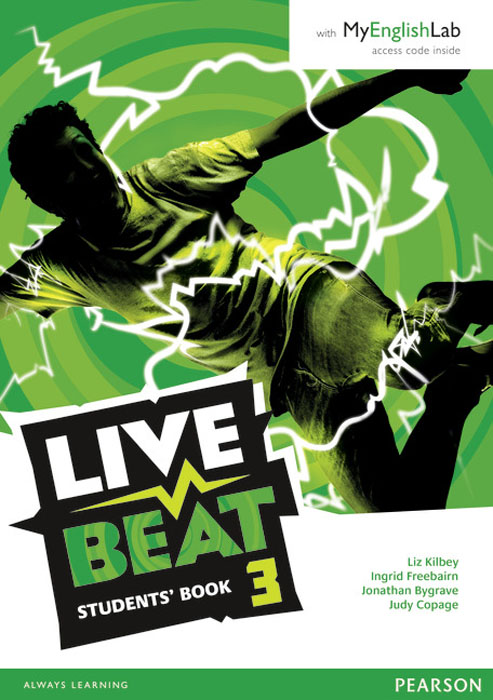 Live Beat 3 Students' Book & MyEnglishLab Pack