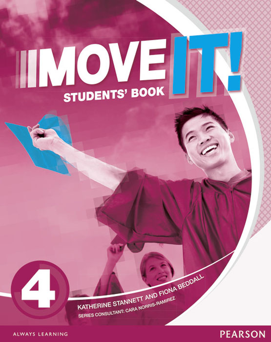 Move it! 4 Students' Book first time learning counting 1 to 10 3