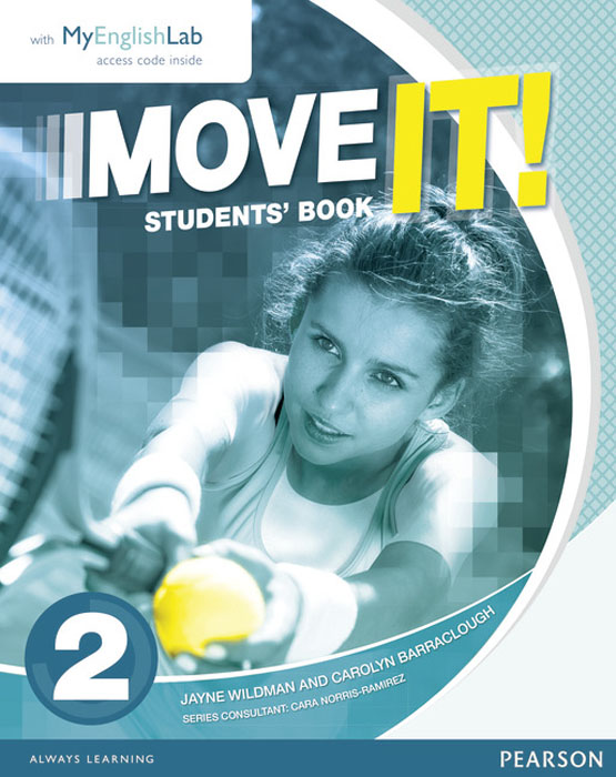 Move it! 2 Students' Book & Myenglishlab Pack 1pcs serial ata sata 4 pin ide to 2 of 15 hdd power adapter cable hot worldwide