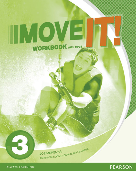 Move it! 3 Workbook & MP3 Pack art ability for the blind students