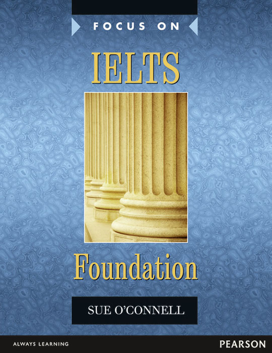 Focus on IELTS Foundation CB+MEL