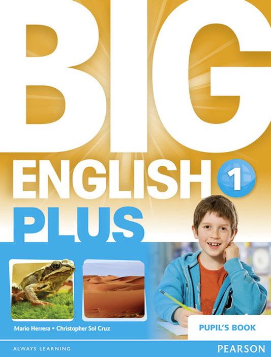Big English Plus 1 Pupil's Book mastering english prepositions