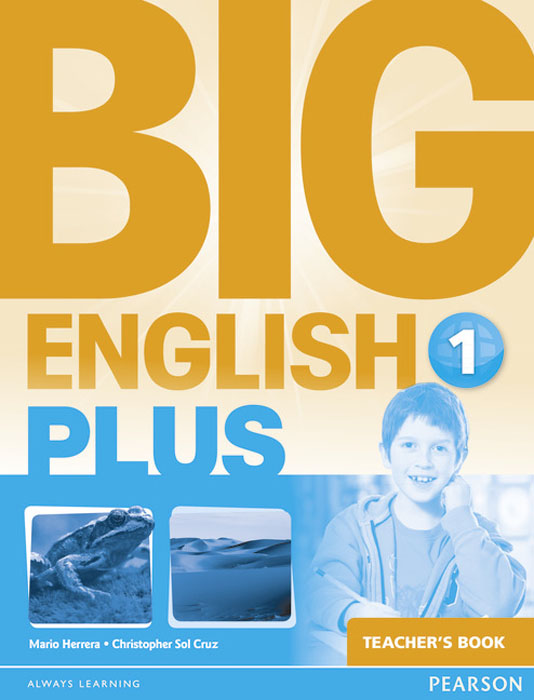 Big English Plus 1 Teacher's Book женская рубашка european and american big c002617 2015