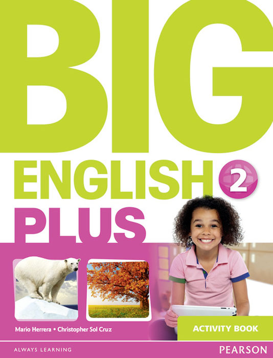 Big English Plus 2 Activity Book big english plus 4 teacher s book