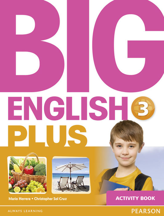 Big English Plus 3: Activity Book kingtoy detachable remote control big digger size kingtoy fun 1 28 multifuncional rc farm trailer tractor truck free shipping