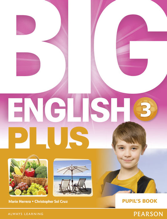 Big English Plus 3 Pupil's Book женская рубашка european and american big c002617 2015