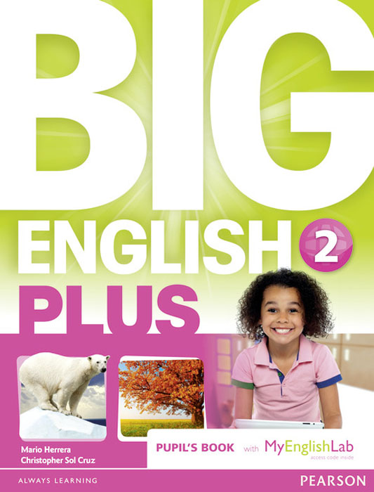 Фото Big English Plus 2 Pupil