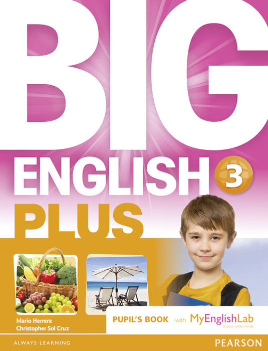 Big English Plus 3 Pupil's Book with Myenglishlab Access Code Pack женская рубашка european and american big c002617 2015