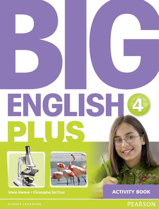Big English Plus 4 Activity Book big english plus 4 teacher s book