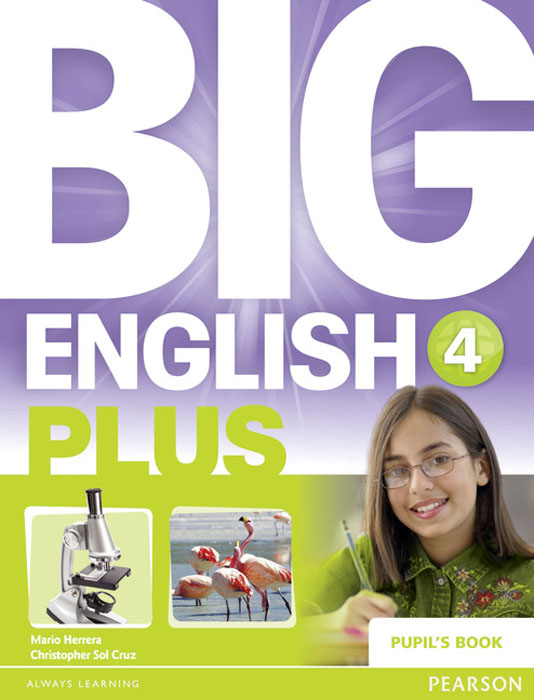Big English Plus 4 Pupil's Book big english plus 4 teacher s book