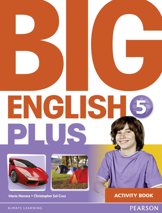 Big English Plus 5 Activity Book mastering english prepositions