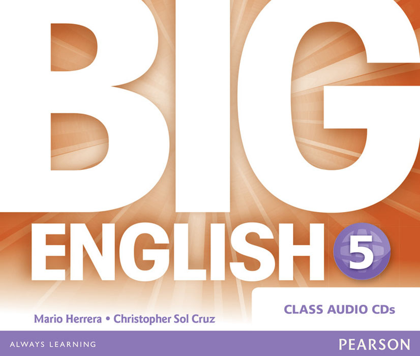 Big English Plus 5 Class CD женская рубашка european and american big c002617 2015