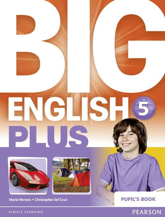Big English Plus 5 Pupil's Book женская рубашка european and american big c002617 2015