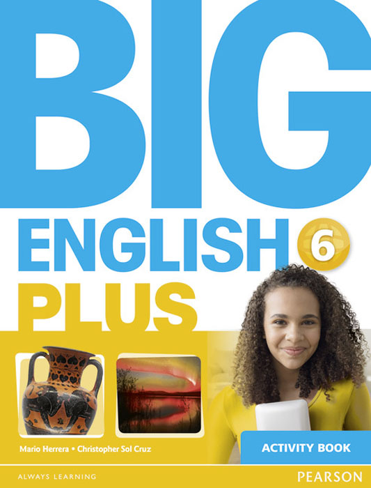 Big English Plus 6 Activity Book mastering english prepositions