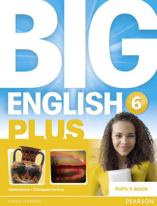 Big English Plus 6 Pupil's Book женская рубашка european and american big c002617 2015