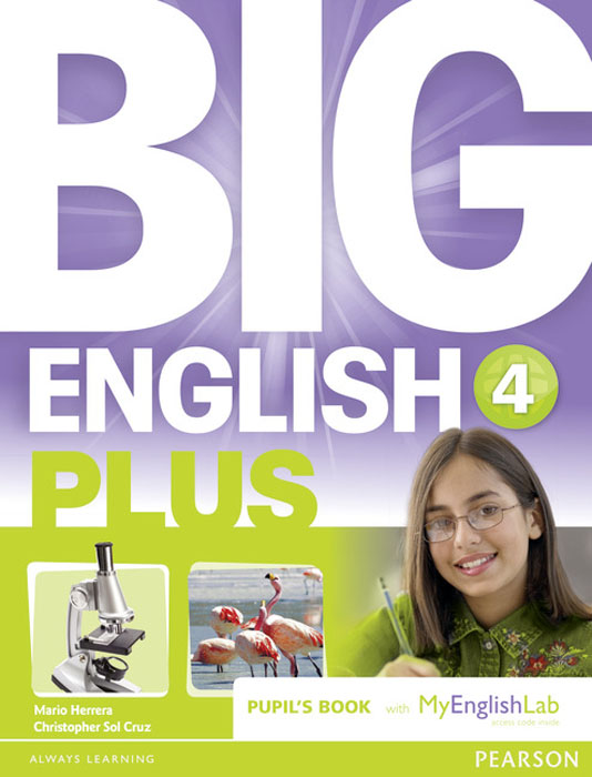Big English Plus 4 Pupil's Book with Myenglishlab Access Code Pack big english plus 4 teacher s book