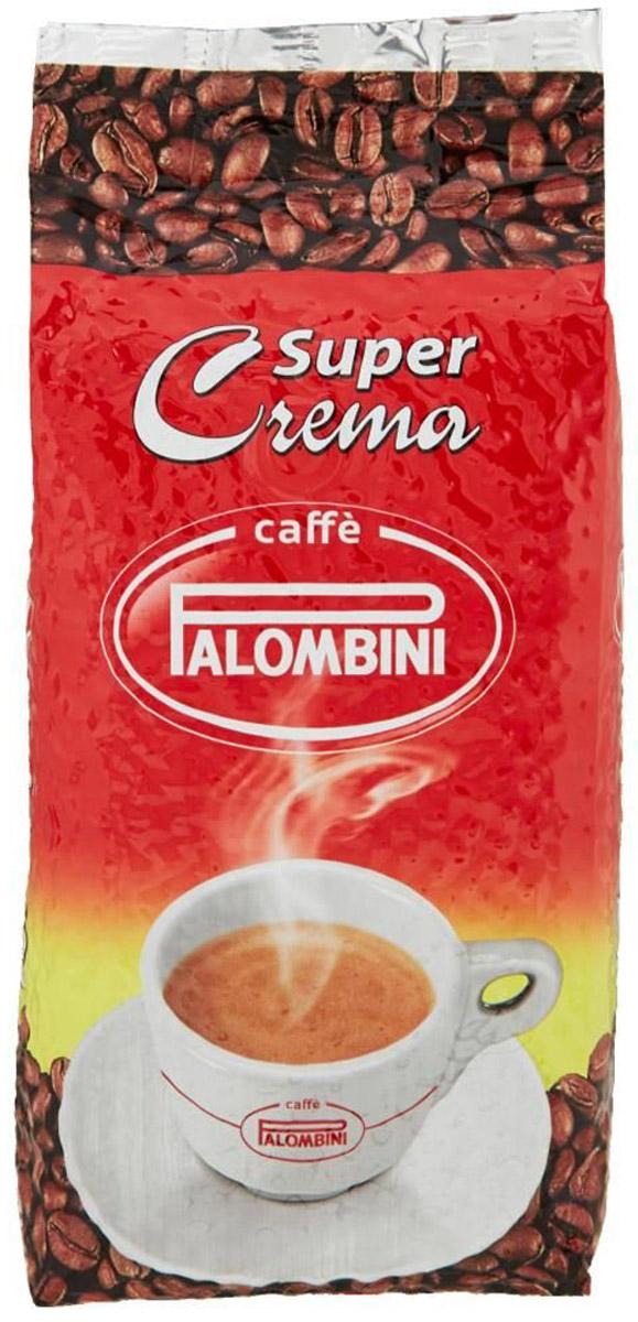 Palombini Super Crema кофе в зернах, 1 кг8009785304398Кофе натуральный жареный в зернах Palombini Super Crema. Великолепный баланс сладости и легкой кислинки. Устойчивая пенка и хорошо сбалансированная консистенция придают смеси мягкий вкус. Рекомендуется для приготовления: эспрессо, капучино, латте. Смесь 80% бразильской арабики и 20% африканской робусты.Уважаемые клиенты! Обращаем ваше внимание на то, что упаковка может иметь несколько видов дизайна. Поставка осуществляется в зависимости от наличия на складе.