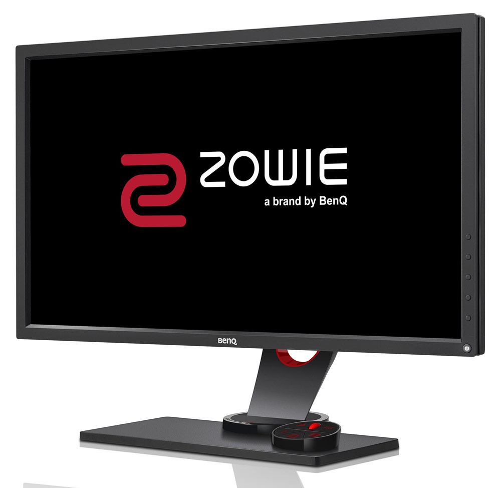 BenQ Zowie XL2430, Grey монитор9H.LF1LB.QBEColor: Gray; Size: 24W; Resolution: 1920x1080; Display Area(mm): 531.36x298.89; Brightness ( typ.): 350 nits; Contrast ( typ. ): 1000:1(DCR:12M:1); Viewing angle (L/R;U/D) (CR>=10): 170/160; Response time(Tr+Tf) typ.: 5ms (1ms GTG); MPRT (Motion Picture Response time): No; Display Colors: 16.7million; Color Gamut: 72%; Input connector: D-sub/DVI Dual Link/HDMIx2/Displayport; Power consumption (On mode): 50W; Power saving mode: 0.5W; Senseye: Senseye3; AMA: Yes; PerfectMotion: No; Win8: Yes; HDCP: Yes; Speaker: No; VESA Wall Mounting: Yes; Signal cable: DVI DL, USB 3.0; Others: No; TCO 6.0; LED Backlight; 144Hz; Height adjustment; Flicker-free, Low blue light, Motion blur reduction, Game mode to go, Auto game mode, Color vibrance