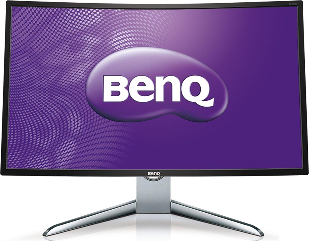 BenQ EX3200R, Black монитор купить yes to