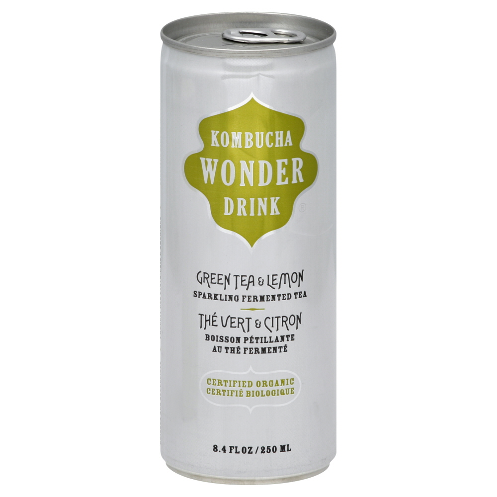 Kombucha Green tea and Lem напиток тонизирующий Комбуча зеленый чай с лимоном 0,25 л665479071502Комбуча — это натуральный ферментированный чай, который получают с помощью чайного гриба, представляющего собой симбиоз дрожжей и уксуснокислых бактерий. Его высоко ценят в Азии и некоторых частях Европы за целебные свойства. Известен чайный гриб и в России, многие держат его дома в трехлитровых банках. Но ранее никто не додумался пустить этот напиток в промышленное производство.