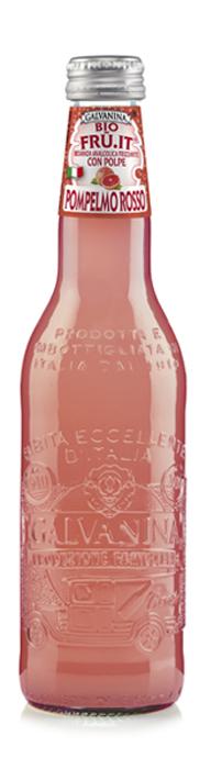 Galvanina BIO Pompelmo rosso напиток красный грейпфрут, 355 мл тема пюре кролик 100 г