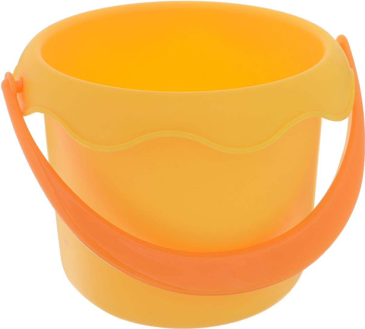 Baby Trend Игрушка для песочницы Ведро маленькое цвет желтый яигрушка игрушка для песочницы ведро маленькое цвет голубой