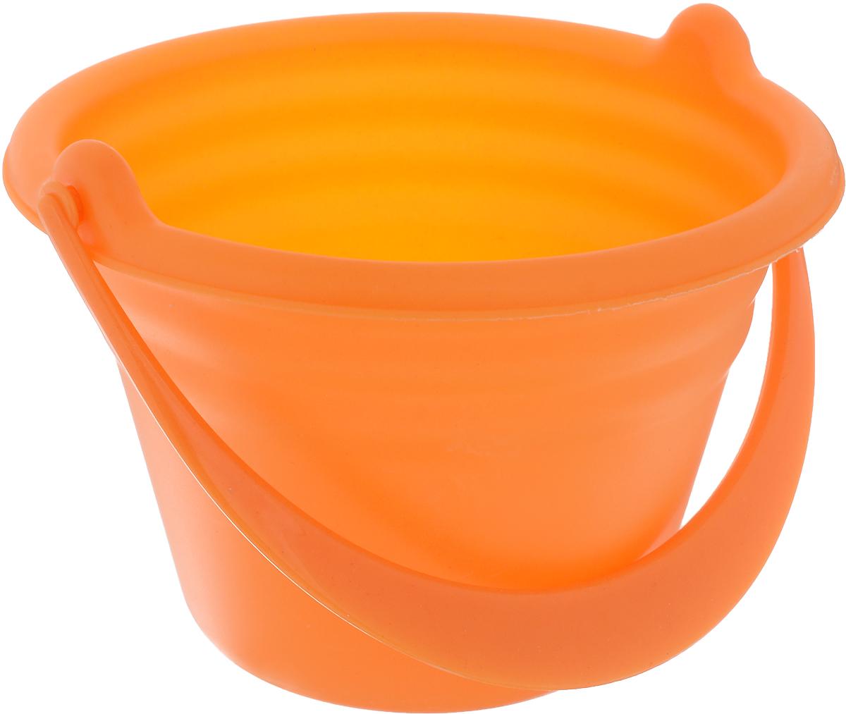 Baby Trend Игрушка для песочницы Ведро большое цвет оранжевый полесье набор для песочницы 469