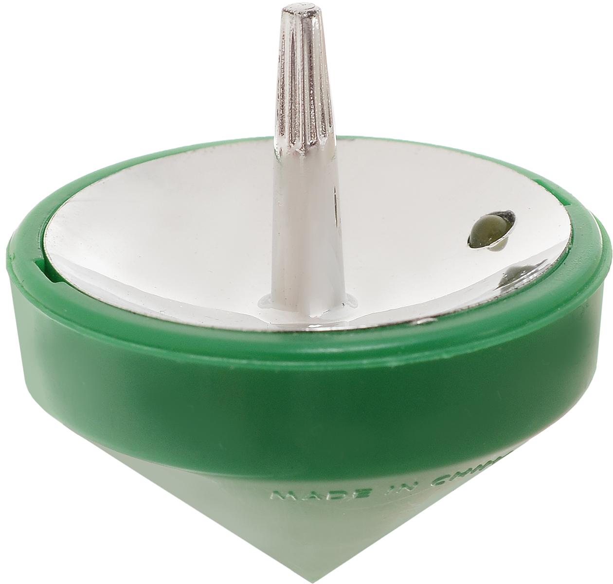 Goki Игрушка Волчок с подсветкой цвет зеленый