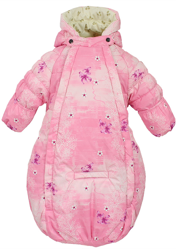 Спальный мешок для новорожденных Huppa Zippy, цвет: розовый. 32130030-71313. Размер 68 спальный мешок для новорожденных huppa emily цвет темно синий 32010055 73286 размер 62