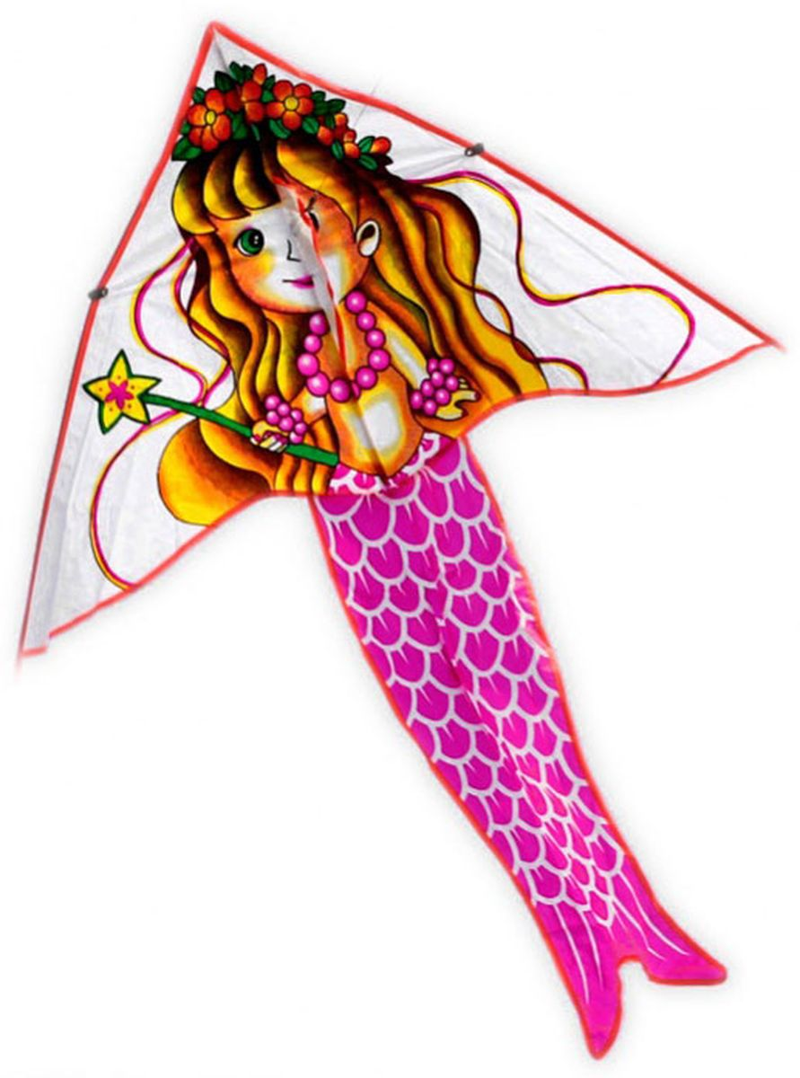 Bradex Воздушный змей Русалочка стопперы bradex стоппер для дверей детский божья коровка