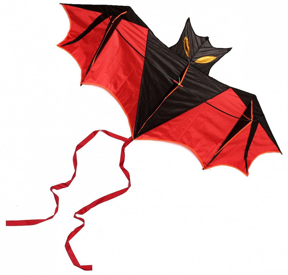 Bradex Воздушный змей Летучая мышь цвет красный, черный ранец bradex цвет черный белый