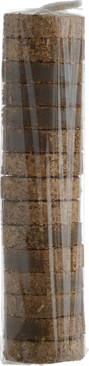 """Набор Торфтехнолин """"Ольха"""" состоит из 15 круглых брикетов для копчения на решетках гриль и барбекю. Брикеты изготовлены из 100% натуральной яблоневой древесной щепы. Используются для копчения и ароматизации продуктов, готовящихся на решетках гриль, барбекю и в коптильнях. Брикеты необходимо помещать на решетку или в тлеющие угли за 10-15 минут до готовности продуктов. Комплектация: 15 шт. Вес 15 брикетов: 400 г.Уважаемые клиенты! Обращаем ваше внимание на то, что упаковка может иметь несколько видов дизайна. Поставка осуществляется в зависимости от наличия на складе."""