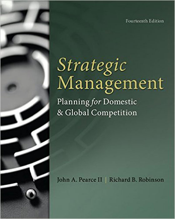Strategic Management global and transnational business strategy and management page 2