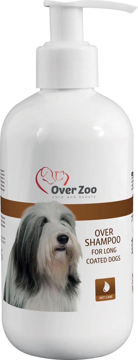Шампунь OverZoo, для длинношерстных пород собак, 250 мл5900232784196Нежный шампунь OverZoo для длинношерстных собак.Продукт содержит протеины кашемира, которые отлично питают шерсть и снимают статическое напряжение во время расчесывания. Масло авокадо укрепляет и увлажняет шерсть, а также облегчает расчесывание. Нежные моющие свойства не раздражают кожу животного и одновременно моют и увлажняют ее. Шампунь не содержит красителей и соли. Способ применения: нанести небольшое количество шампуня на предварительно смоченнуюшерсть, втирать в течение нескольких минут, избегая контакта с глазами, а затем смыть теплой водой. В случае необходимости действие повторить.