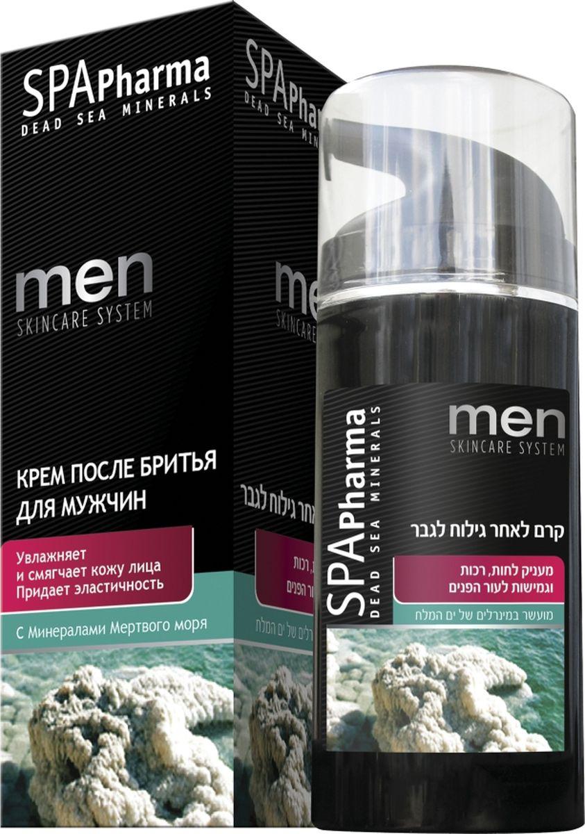 Spa Pharma Kрем после бритья для мужчин, Spa Pharma 100 мл spa pharma лосьон для лица для жирной и проблемной кожи spa pharma 235 мл